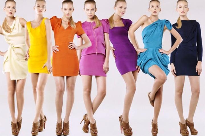 О чем говорит ваш любимый цвет в одежде