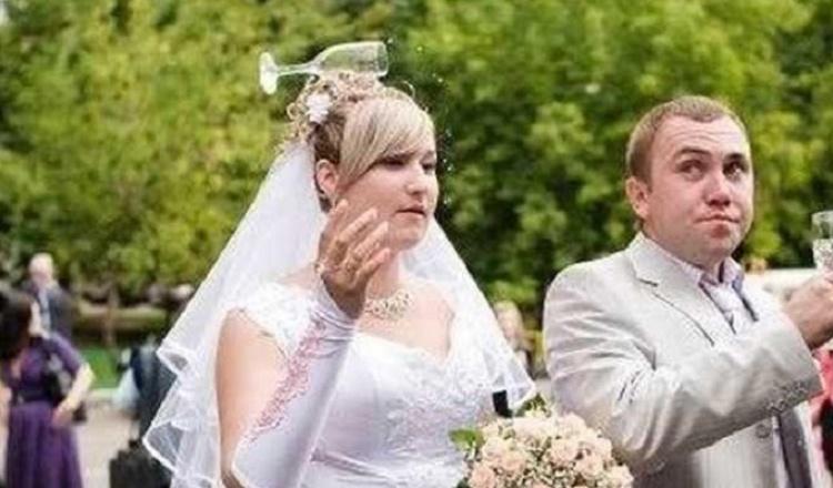 Конкурс невеста года объявляем открытым. Пример того, как делать НЕ надо.