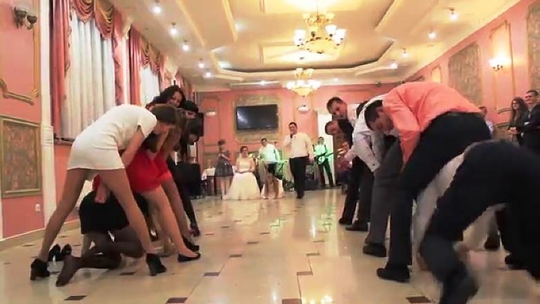 Конкурсы на свадьбу прикольные видео — photo 10